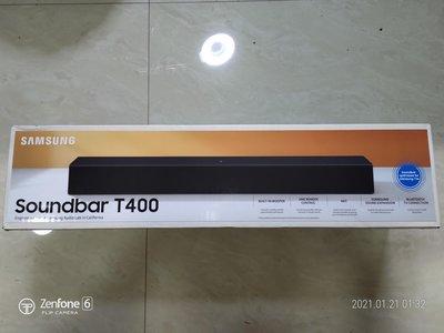 三星Samsung  Soundbar T400 喇叭