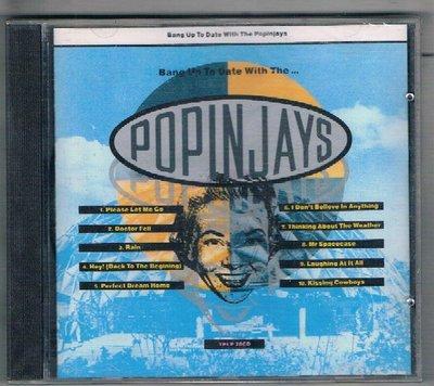 [鑫隆音樂]西洋CD-Popinjays:Bang Up To Date With The Popinjays   全新