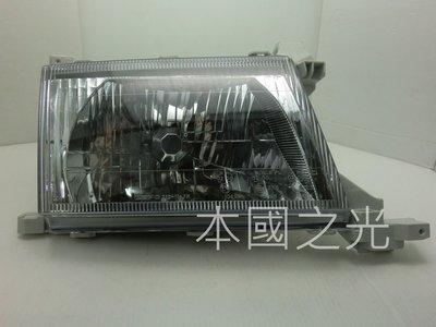oo本國之光oo 全新 TOYOTA 豐田 1999 2000 01 02 SURF 金瑞獅 原廠型 大燈