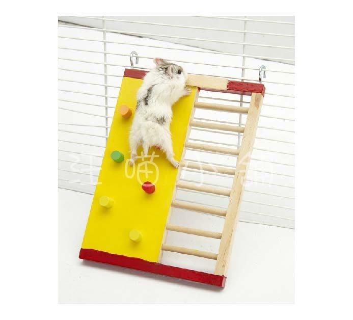 ☆汪喵小舖2店☆ CARNO倉鼠運動攀爬梯 型號45-0327