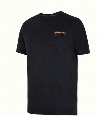 ☆正☆ Red Bull 官方 紅牛 Racing 男款 限量 棉 T-shirt 小 LOGO 正版商品 M L  現貨供應