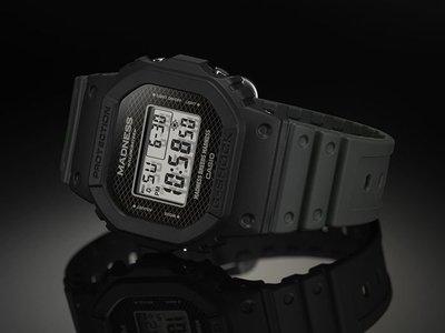 CASIO G-SHOCK WATCH Dw-5000md-1 Madness