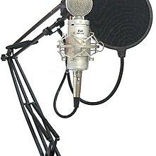 ISK BM-5000 高階專業級電容麥克風 錄音 RC 廣播 yy 尋夢園 加送166種音效補件軟體