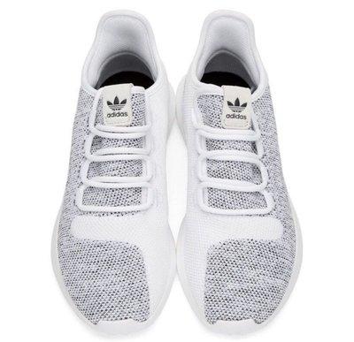 【Luxury】韓國 特價 真品代購 Adidas tubular shadow 休閒運動鞋BB8941 灰白 男女 台南市