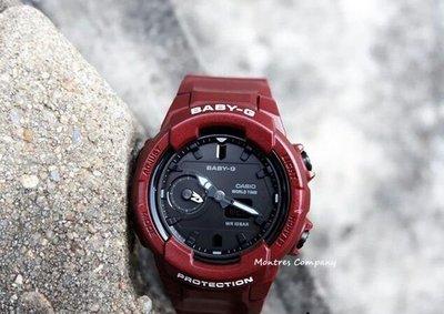 Montres Company香港註冊26年老店 卡西歐 CASIO Baby-G 黑紅色 BGA-230S-4A 九款有現貨