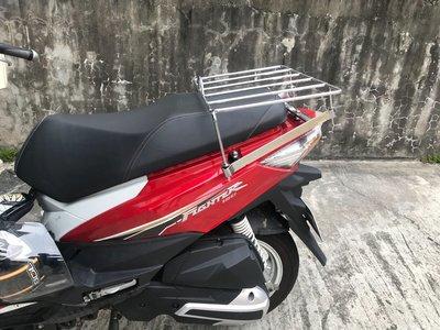 【箱架屋】6代 NEW FIGHTER 六代 叉架 貨架 載貨架 後架 插架 uberEATS foodpanda 適用
