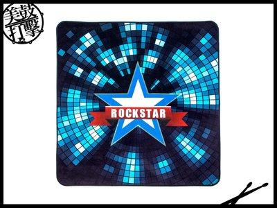 電子鼓專用方型地毯-ROCKSTAR 120*120cm 【美鼓打擊】