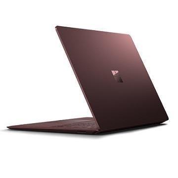 「標價在打9折」Microsoft Surface Laptop 一代 13.5吋螢幕 i7 7代 酒紅【全新品】8G 256G SSD BK777