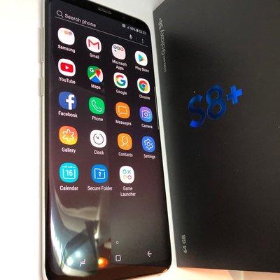 Samsung galaxy S8+ 全套配件有中文