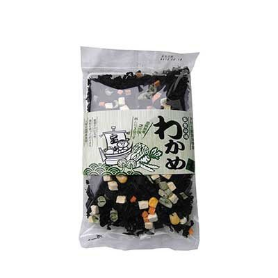 《小瓢蟲生機坊》味榮 - 海太郎田舍的味海帶芽 70g/包 食材