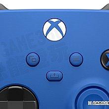 微軟 XBOXSERIES XBOX SERIES S X 原廠無線控制器 藍牙 手把 衝擊藍 台灣公司貨 台中恐龍電玩