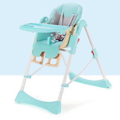 寶寶餐椅兒童餐椅多功能可折疊便攜式升降嬰兒椅子吃飯餐桌椅座椅YSY
