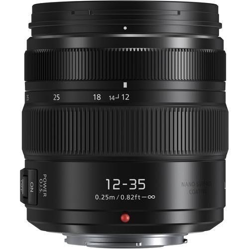 鏡花園 Panasonic Lumix 12-35mm f2.8 II  (相機出租、鏡頭出租)