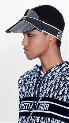 Dior Visors 遮陽帽 黑