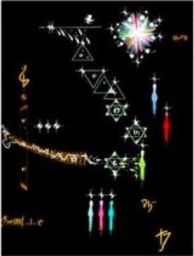 [心靈之音] #80 麥達昶的禮物(魔法師技能與靈性天賦)METATRON'S GIFT-能量催化圖-美國進口中文說明