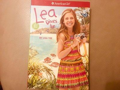 160頁美國女孩American Girl系列 Lea Dives In Girl of the Year