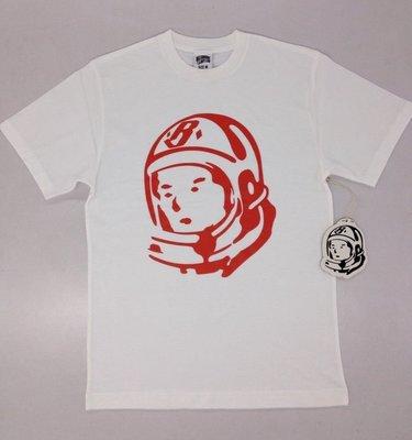 Cover Taiwan 官方直營 BBC 菲董 NIGO 太空人 基本款 LOGO 短Tee 白色 紅色 (預購)