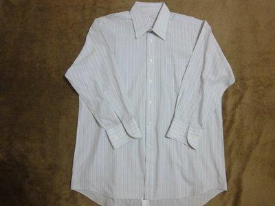 (抓抓二手服飾)  SHIRTING  日製  長袖襯衫  L   (51)