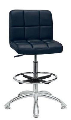 【浪漫滿屋家具】(Gp)600-1 高吧檯椅(黑)