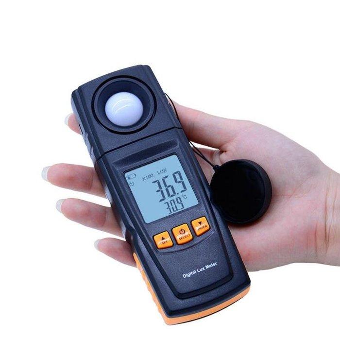 標智正品 GM1020高精度數字光照度計 照度儀 光度亮度流明計 測光表 #4420
