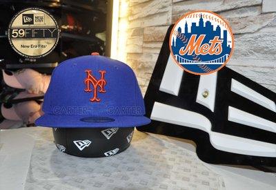 New Era x MLB New York Mets AC On-Field Cap 紐約大都會隊球員帽2017式