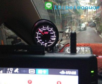 OBDII/OBD2款-水溫錶/電壓錶/轉速錶【AUTOGAUGE/Prosport 工廠直營】