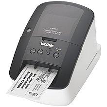 【全新】Brother (兄弟牌) QL-710W 無線條碼機 標籤機 比QL-700好 同QL-810W (免費安裝)