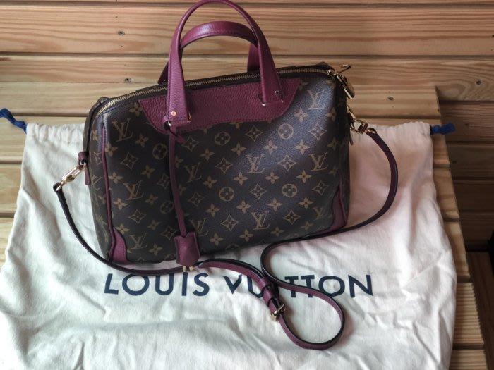 Louis Vuitton路易威登真品  LV波士頓包|醫生包|speedy 30