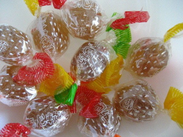 3 號味蕾 量販團購網  ~梅心軟糖3000公克量販價320元.給您在地的古早味....