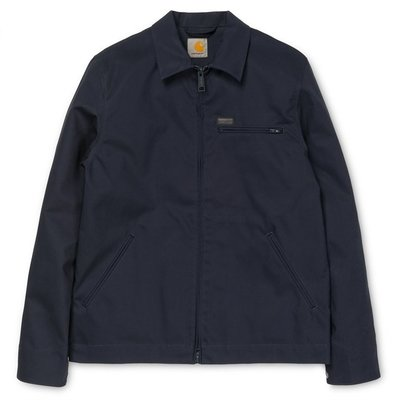 『WORKZOO』Carhartt WIP Detroit Jacket 騎士夾克 深藍