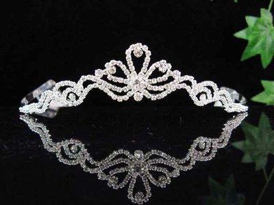 結婚飾物 嫁娶用品 婚禮皇冠 新娘髮飾 婚禮頭飾 新娘飾物 婚禮用品 適合婚禮; 新娘派對或任何特殊場合