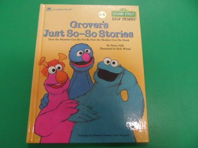 大熊舊書坊- A Golden Book Groves's Just SO-SO Stories  0307128005