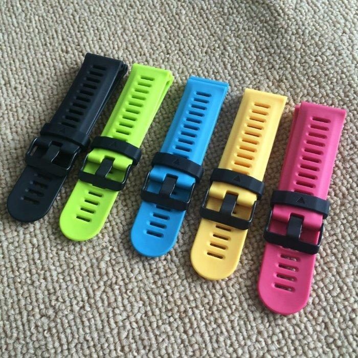 適合Garmin3 Fenix3/2錶帶 飛耐時3/2 硅膠錶帶 26MM橡膠錶帶
