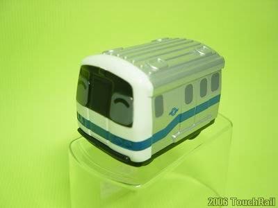 【喵喵模型坊】TOUCH RAIL 鐵支路 Q版 迴力車 台北捷運 (QV003)