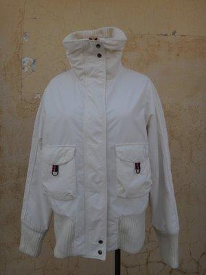 jacob00765100 ~ 正品 TOP GIRL 白色 夾克/外套 size: L