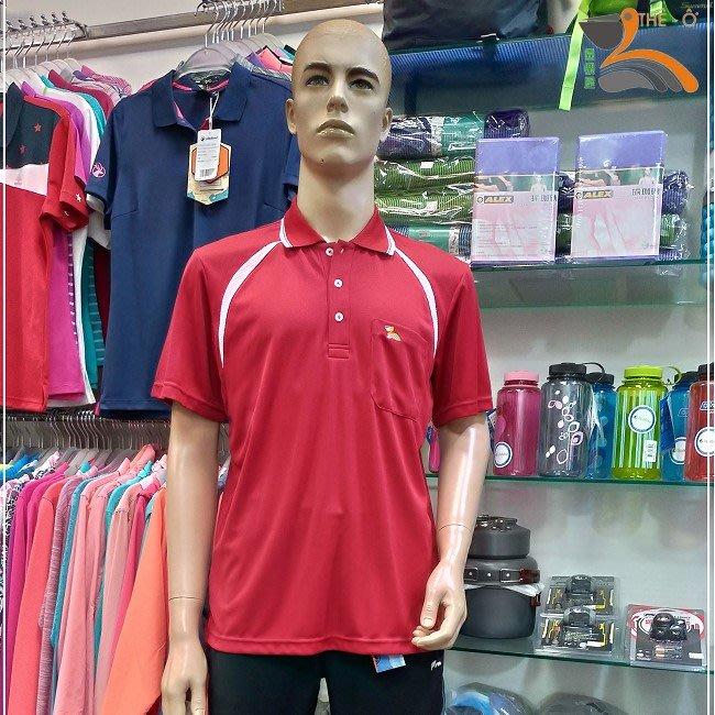 男款POLO排汗衫 J12016P-2 排汗衣 抗UV透氣 快乾 3件1000 台灣製 喜樂屋戶外∣班服訂製∣團體服訂製