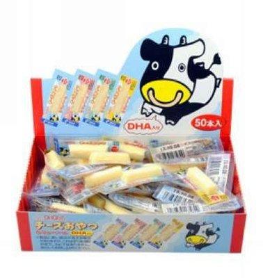 ☆°╮《艾咪小鋪》☆°╮OHGIYA日本扇屋一口起司.DHA 鱈魚起士條 乳酪條 48入