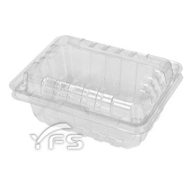 YS-02 PET水果盒(無孔) (葡萄/草莓/櫻桃/小蕃茄/沙拉/蔬菜盒/水果盒)