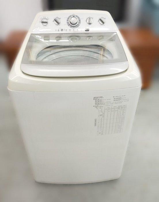 【宏品二手家具館】 中古家具 家電 AM9265*富及第15KG洗衣機*中古電器拍賣 冷氣 冰箱 洗衣機 脫水機 台北