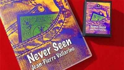 【天天魔法】【S693】正宗原廠~不曾看見~Never Seen  by JP Vallarino