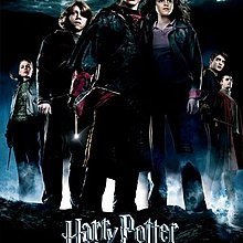 哈利波特:火盃的考驗-Harry Potter and the Goblet of Fire (2005)原版電影海報