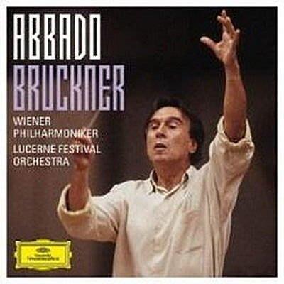 布魯克納 : 交響曲作品(低價套裝CD盒) Bruckner (Budget Box) (5CD) / 阿巴多 --- 4793198