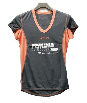 背包收藏家-- 丹麥Geyser Race Dry Fit 女排汗快乾T恤 XS~M size 特價