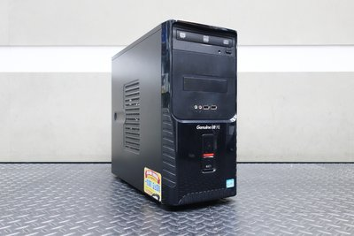【台中青蘋果】自組桌機 i5-3470 16G 240G SSD, 500G GTX1050 Ti #41577
