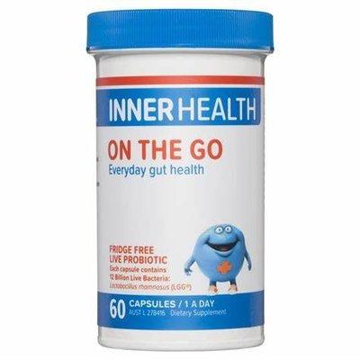 Ethical Nutrients Inner Health On The Go 60顆 益生菌 澳洲正品直航
