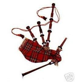 【友客里】((4樂器))-風笛-英國進口-Scottish Bagpipe-送 練習笛+ +教學DVD書+樂器箱!