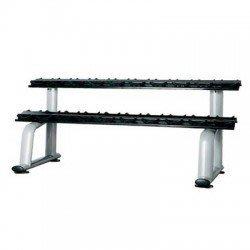 超級網購價!!【收納家H】--大型二階啞鈴架SW-EH030、運動器材、健身器材、健康器材