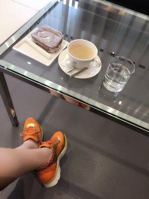 蔡依林同款Chanel愛馬仕橘毛泥奢華限量運動鞋