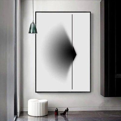 掛畫壁畫有框北歐掛畫【RS Home】50×70cm 抽象藝術無框掛畫相框木質壁畫北歐中式裝飾畫板民宿攞飾油畫掛鐘掛畫