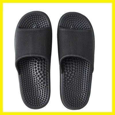 腳底按摩拖鞋足底帶刺夏季室內男女穴位足療保健家居洗澡浴室拖鞋 YXSH